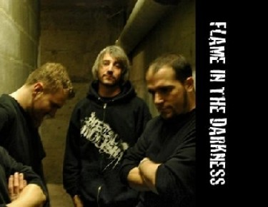 Cover von FLAME IN THE DARKNESS