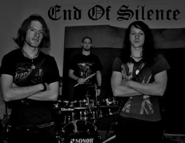 Cover von End Of Silence